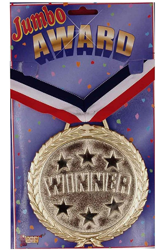"""WINNER"" MEDAL (OPTIONAL)"