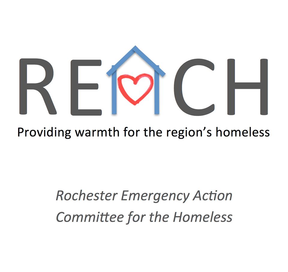 reach homeless charity shelter rochester ny