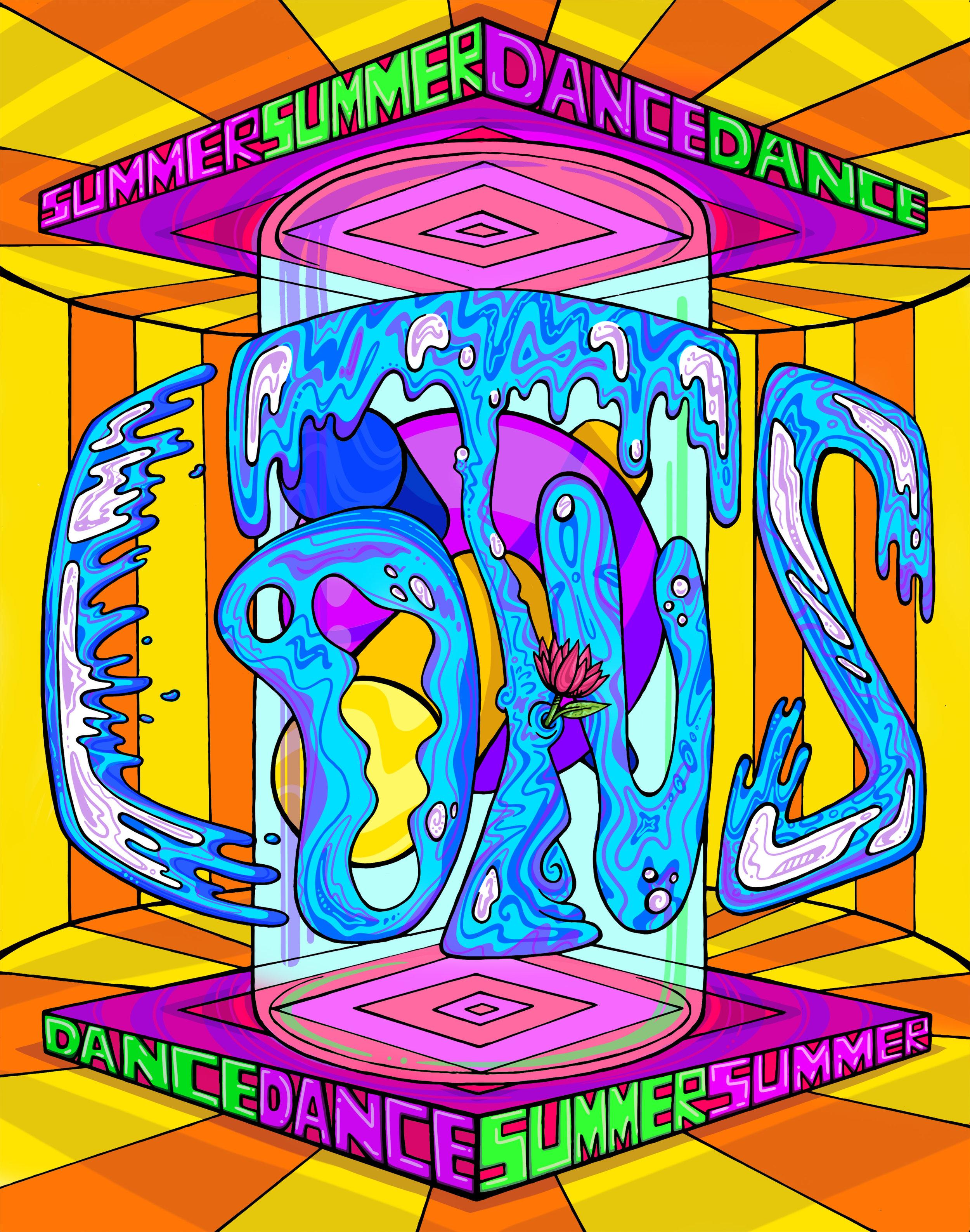 lotus summer dance 11x14.jpg