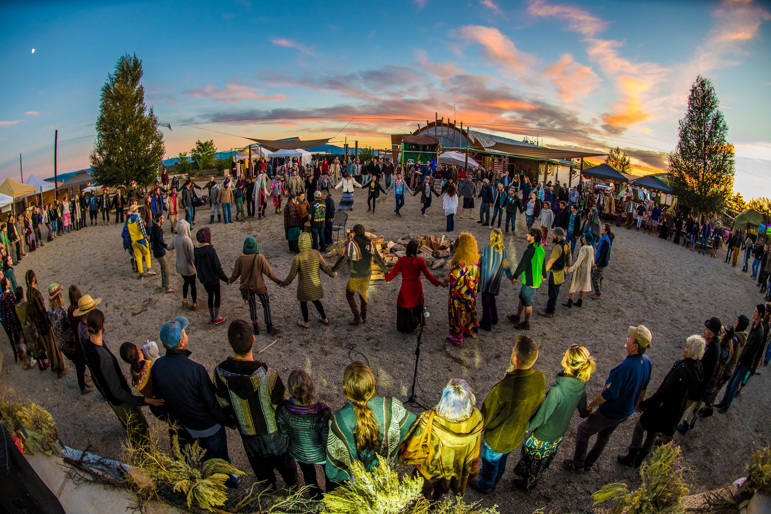 The  Jumpsuit Family Gathering  took place in  Taos, NM  last September