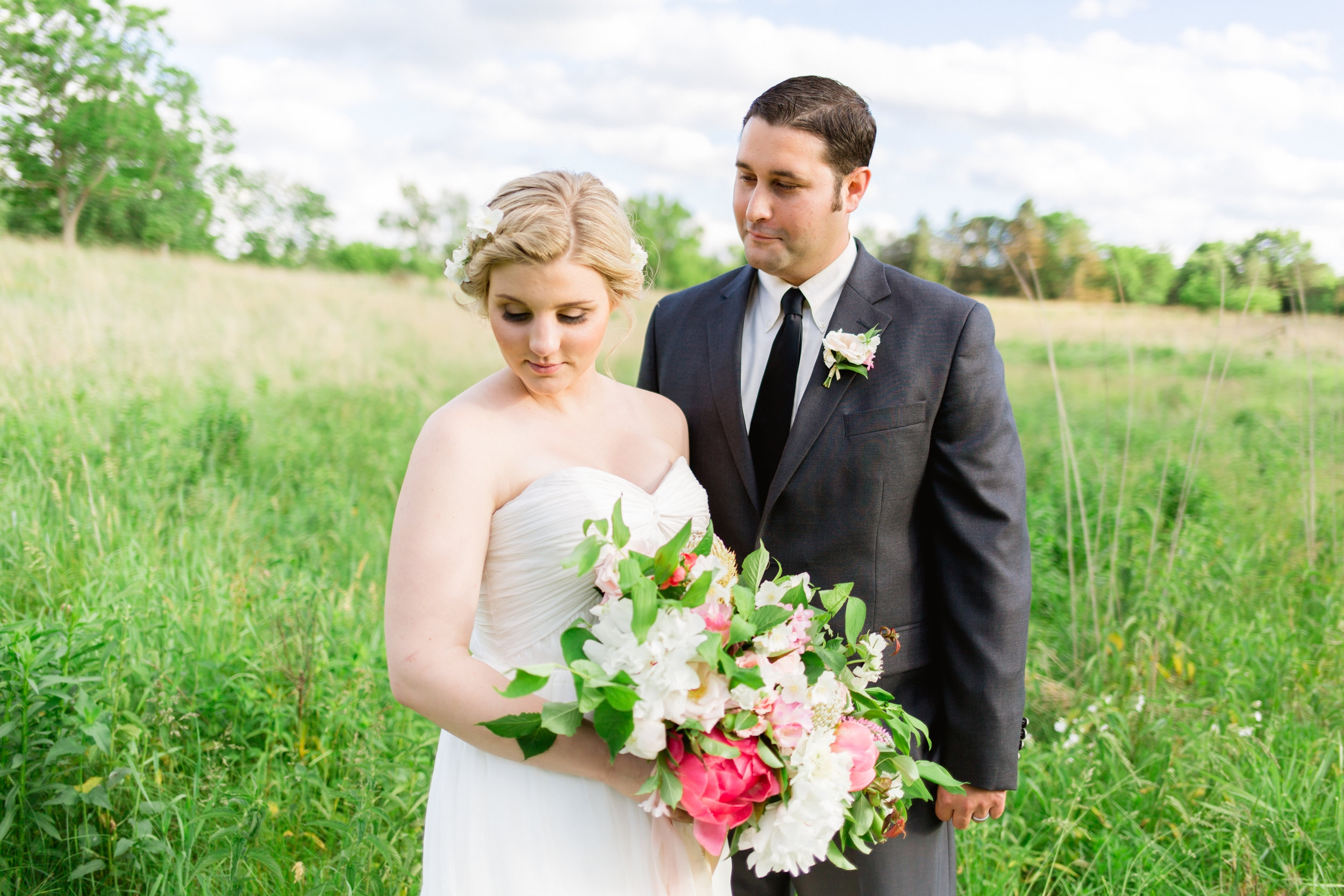 A June Wedding - A styled shoot