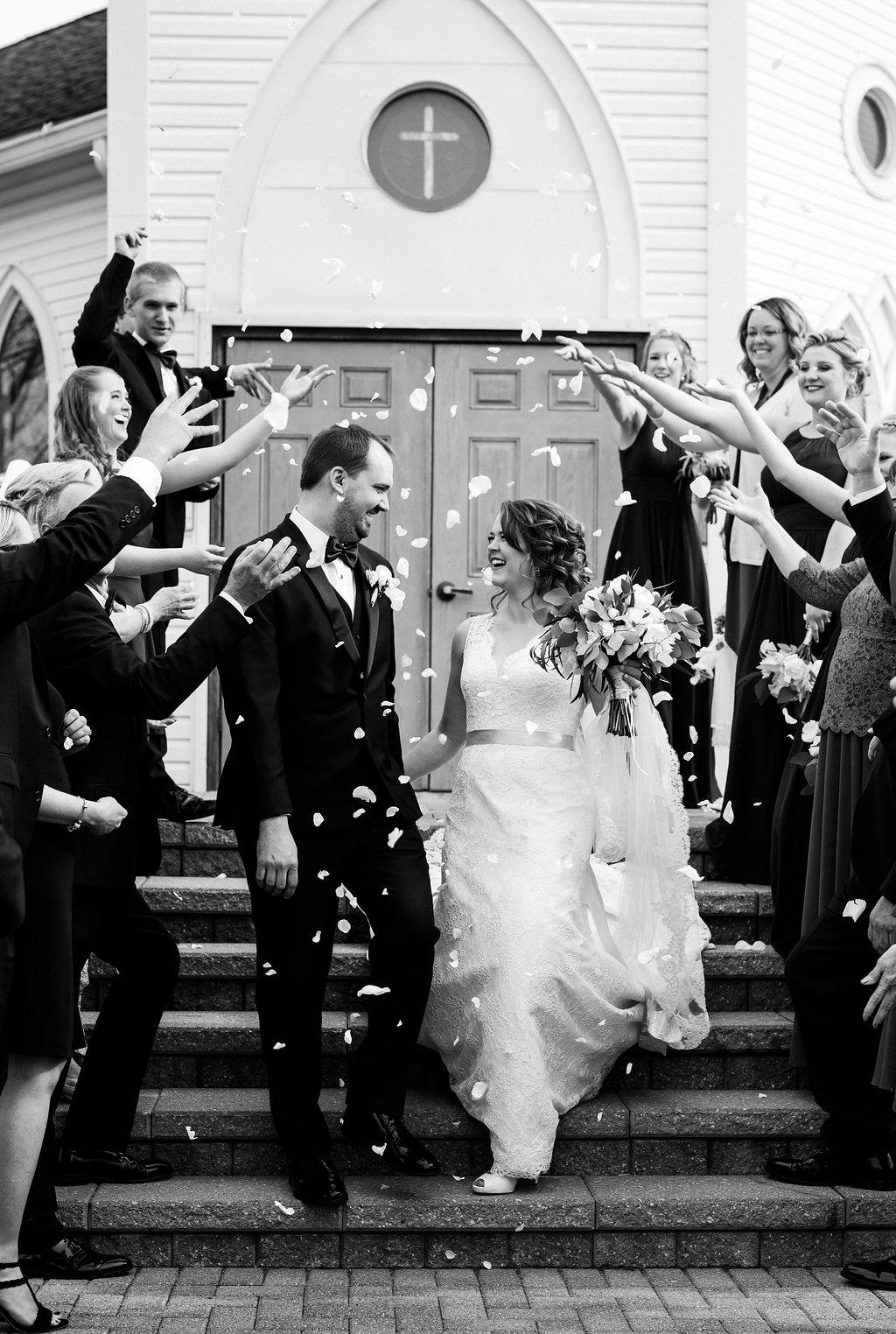 Classic Country Club Detroit Wedding Michigan Wedding Planner
