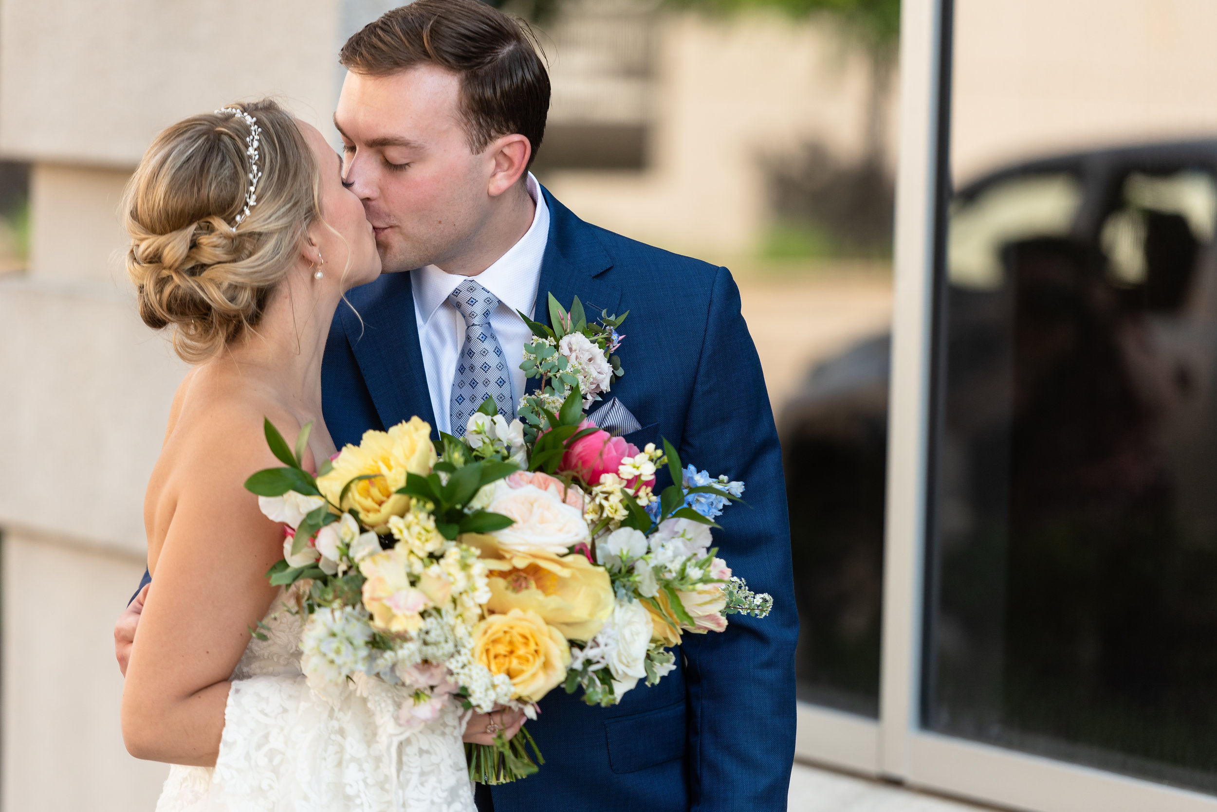 Kelsey + Jake - Real ALD wedding