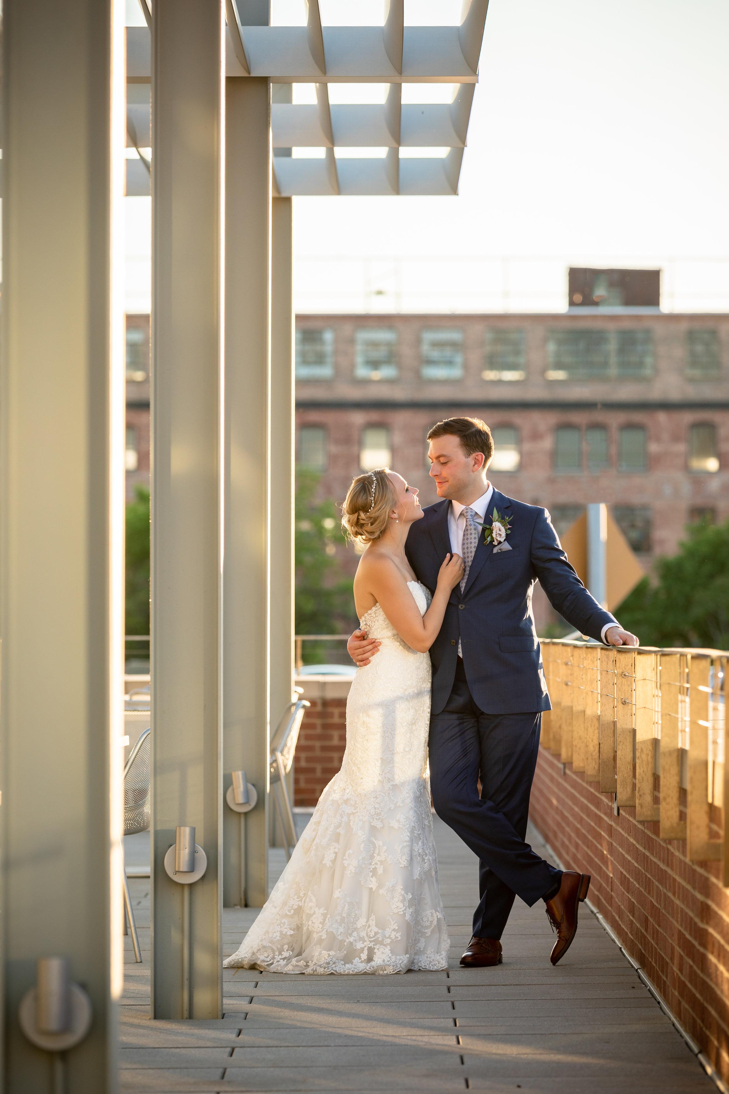 Colorful Romantic Grand Rapids Wedding Planner Traverse City Detroit