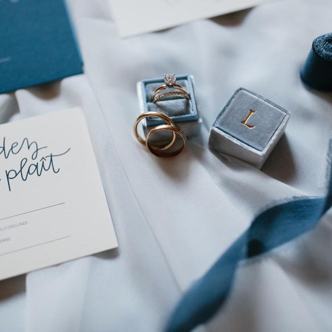 Intimate Private Estate Celebration - real Wedding