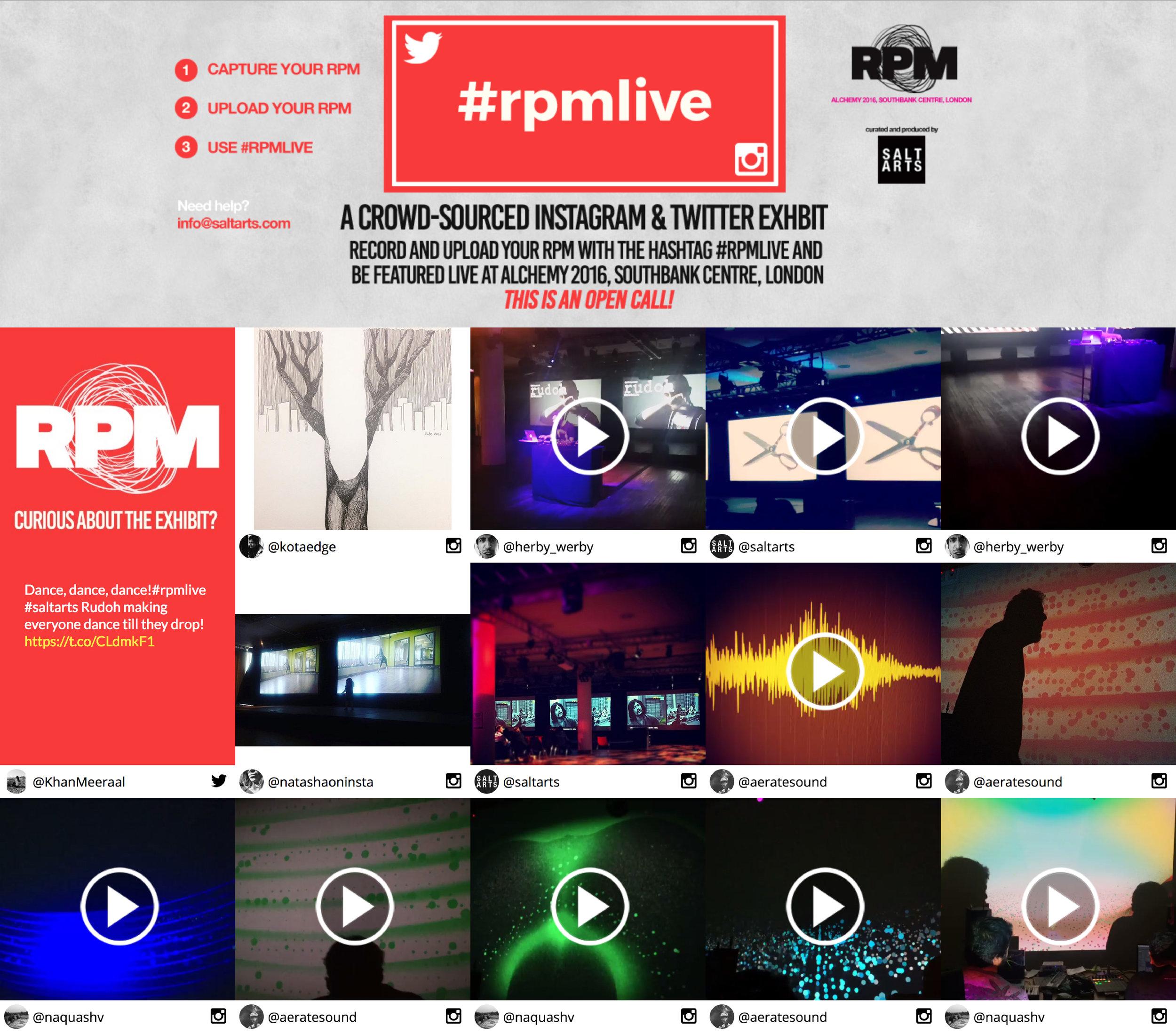 RPM Live Social Hub