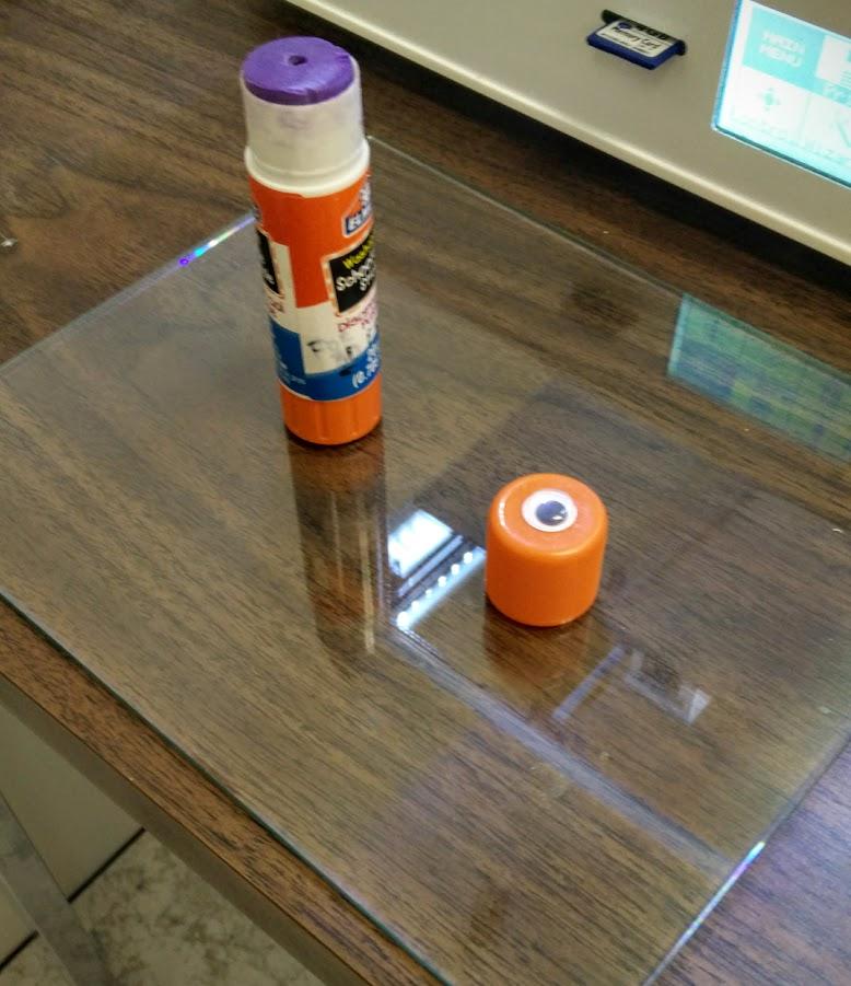 1. Get some  purple gluestick!