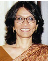 """H.E. Ms. Smita Purushottam - Former Ambassador, Indian Embassy Bern, Switzerland   writes   """"These are the best Yoga lessons I have ever had. I feel so good with the physiological explanations offered with the practice of Pranayama and Asanas together with deep philosophy of Yoga. I feel open and all my aches have gone away. I highly recommend private yoga sessions with Gurdeepak""""."""