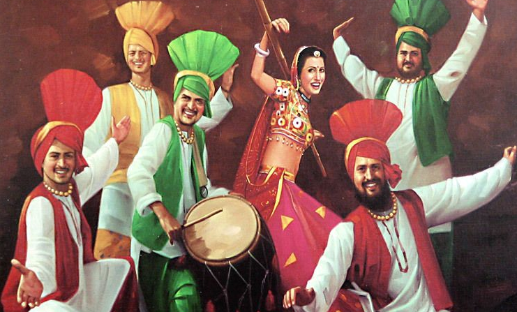 BLISSFUL BHANGRA DANCING & LAUGH YOGA - Saturday, June 22, 2019 16:00 - 18:00 h