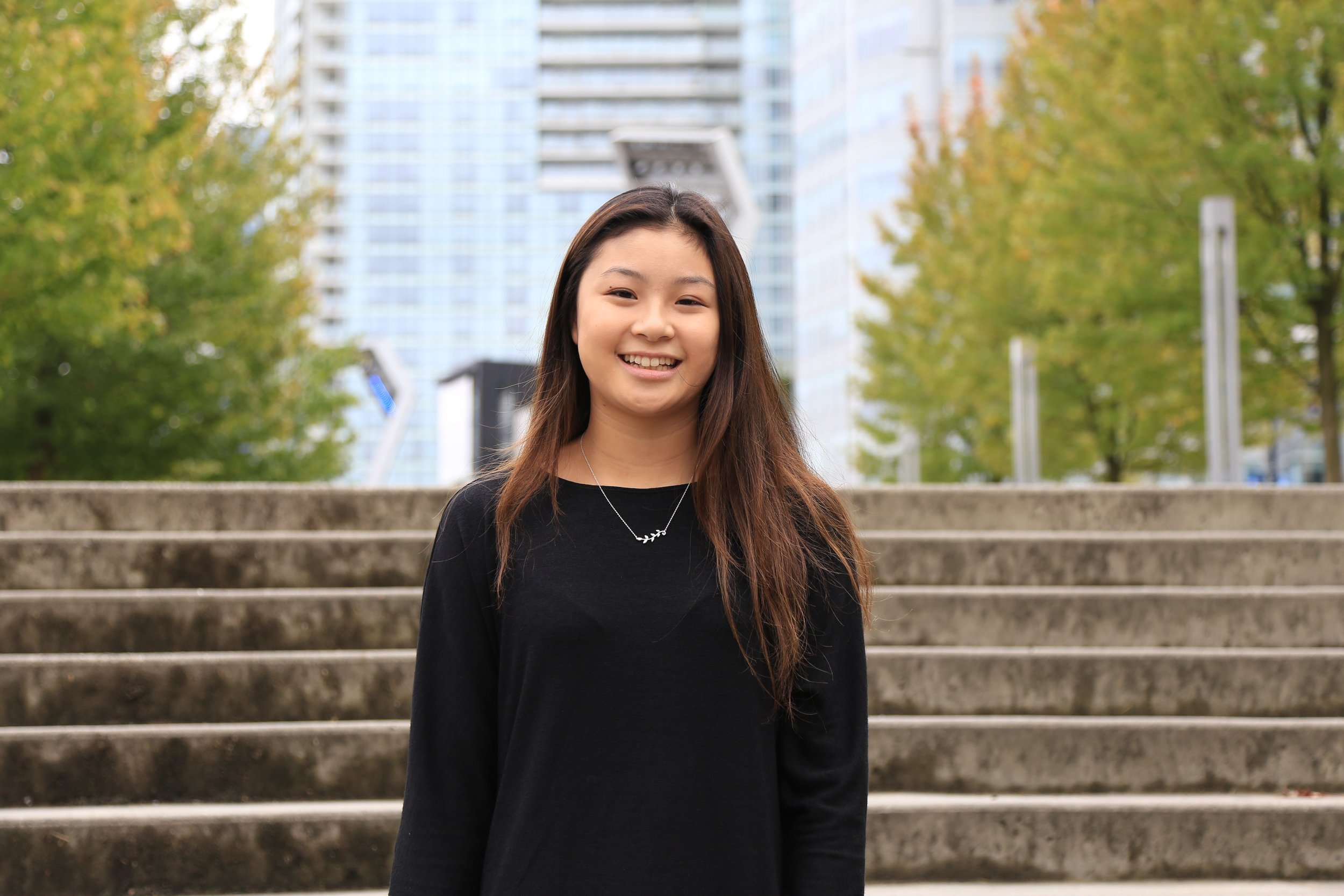 One to One Program Administrator - Brianna Lee