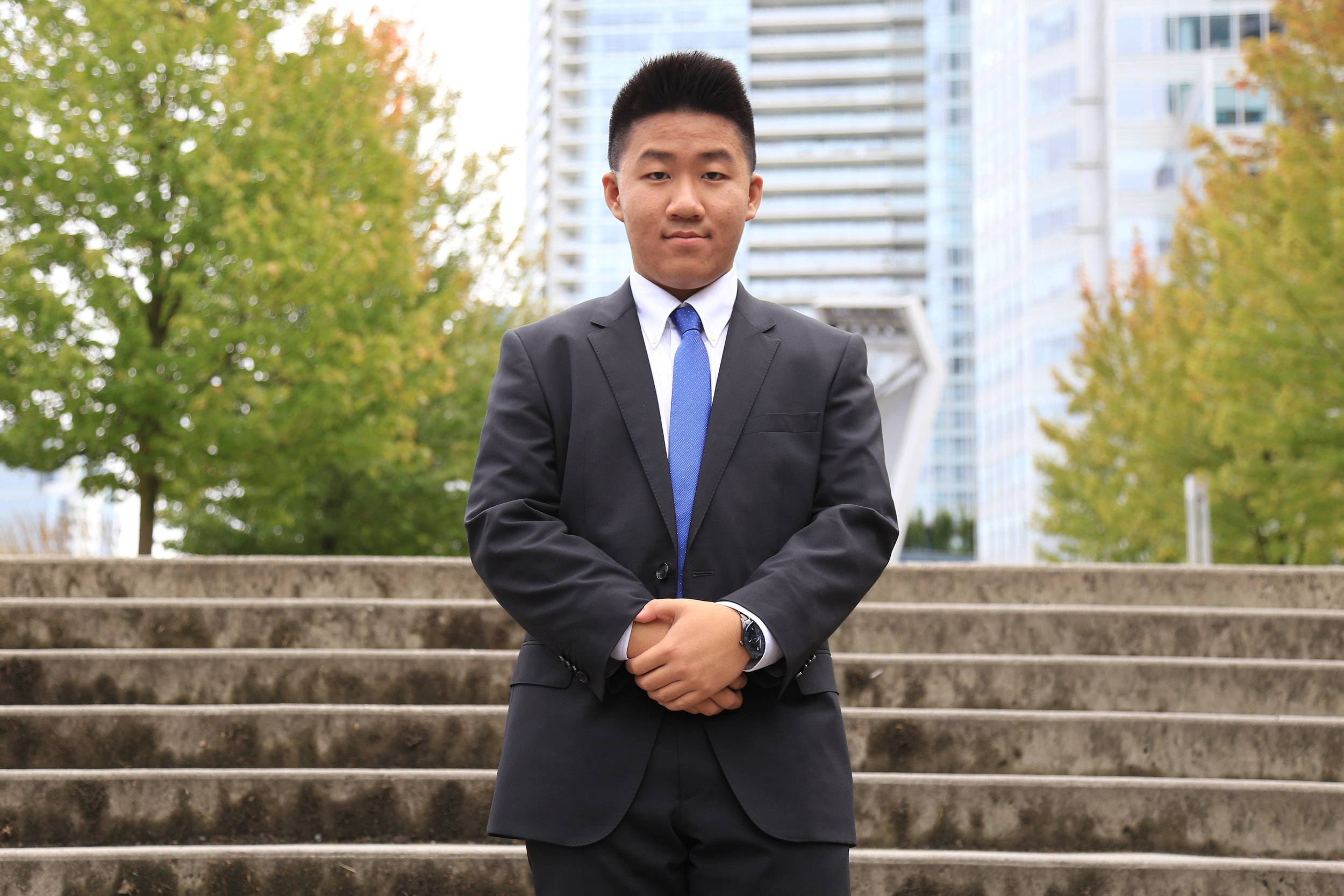 Event Management Director - Christopher Yuen