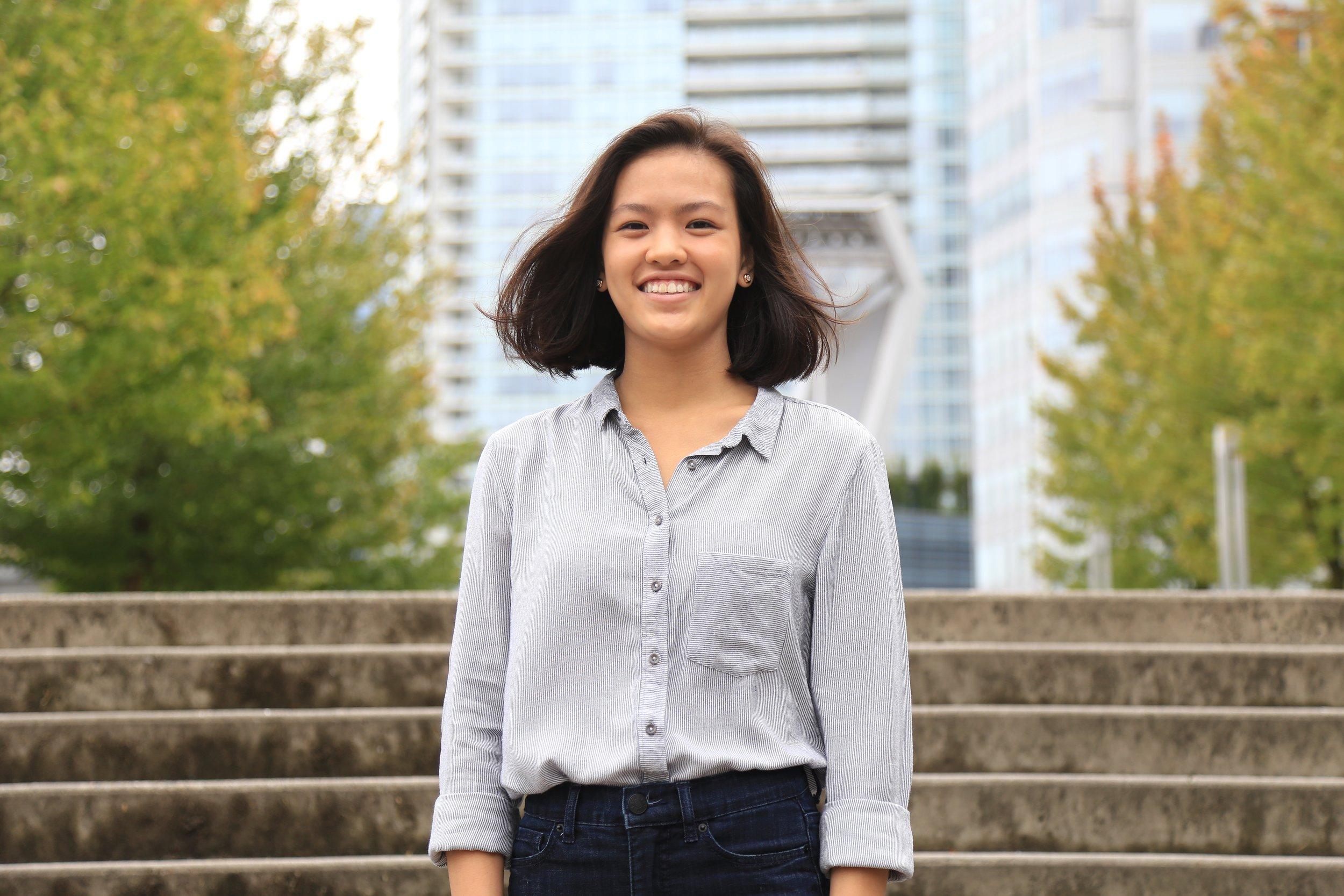 One to One Program Director - Bridget Chia
