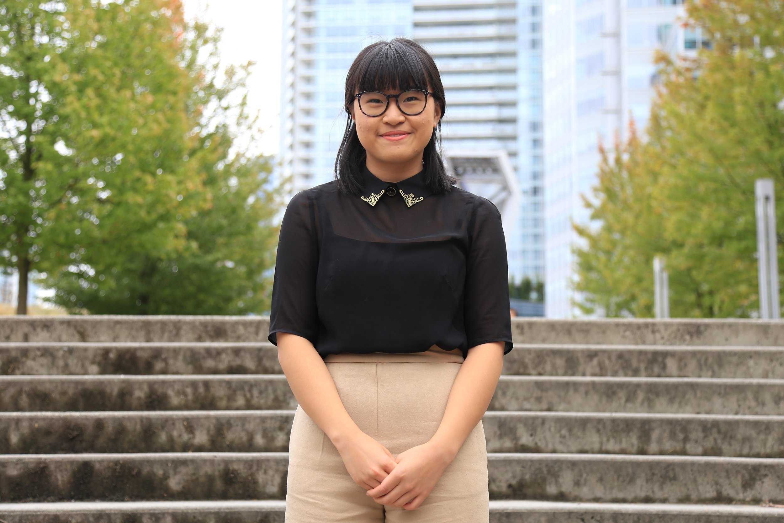 Marketing Director - Emily He
