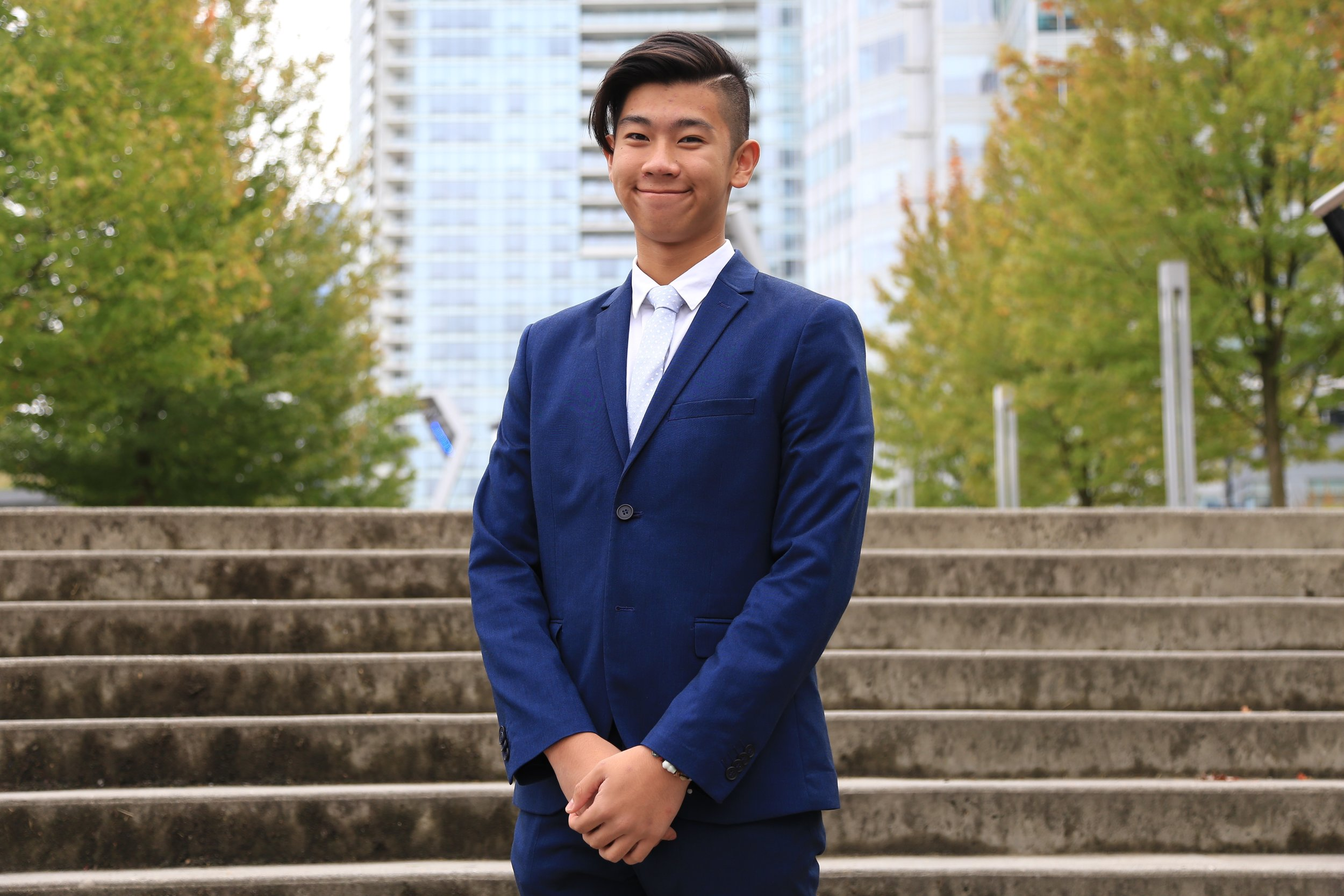 Media Production Director - Eric Cheng