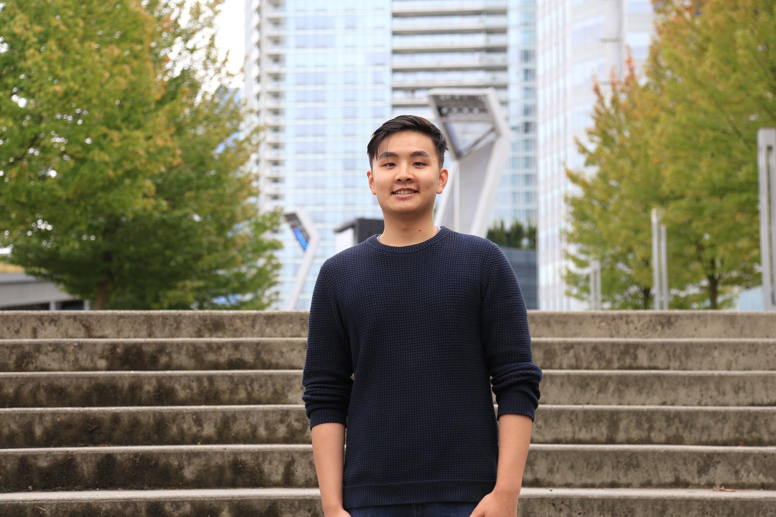 Chief Financial Officer - Steven Chen