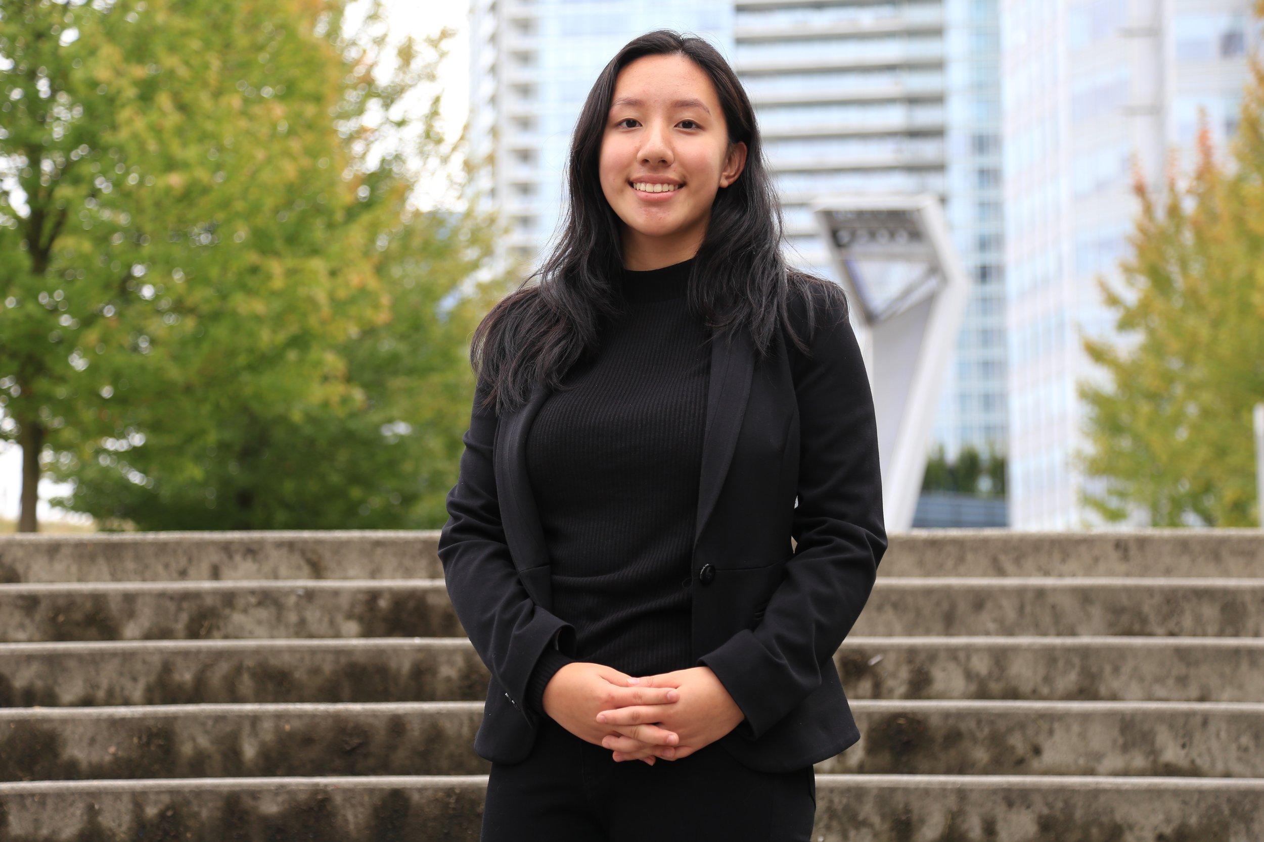Sponsorship Director - Isabelle Cheng