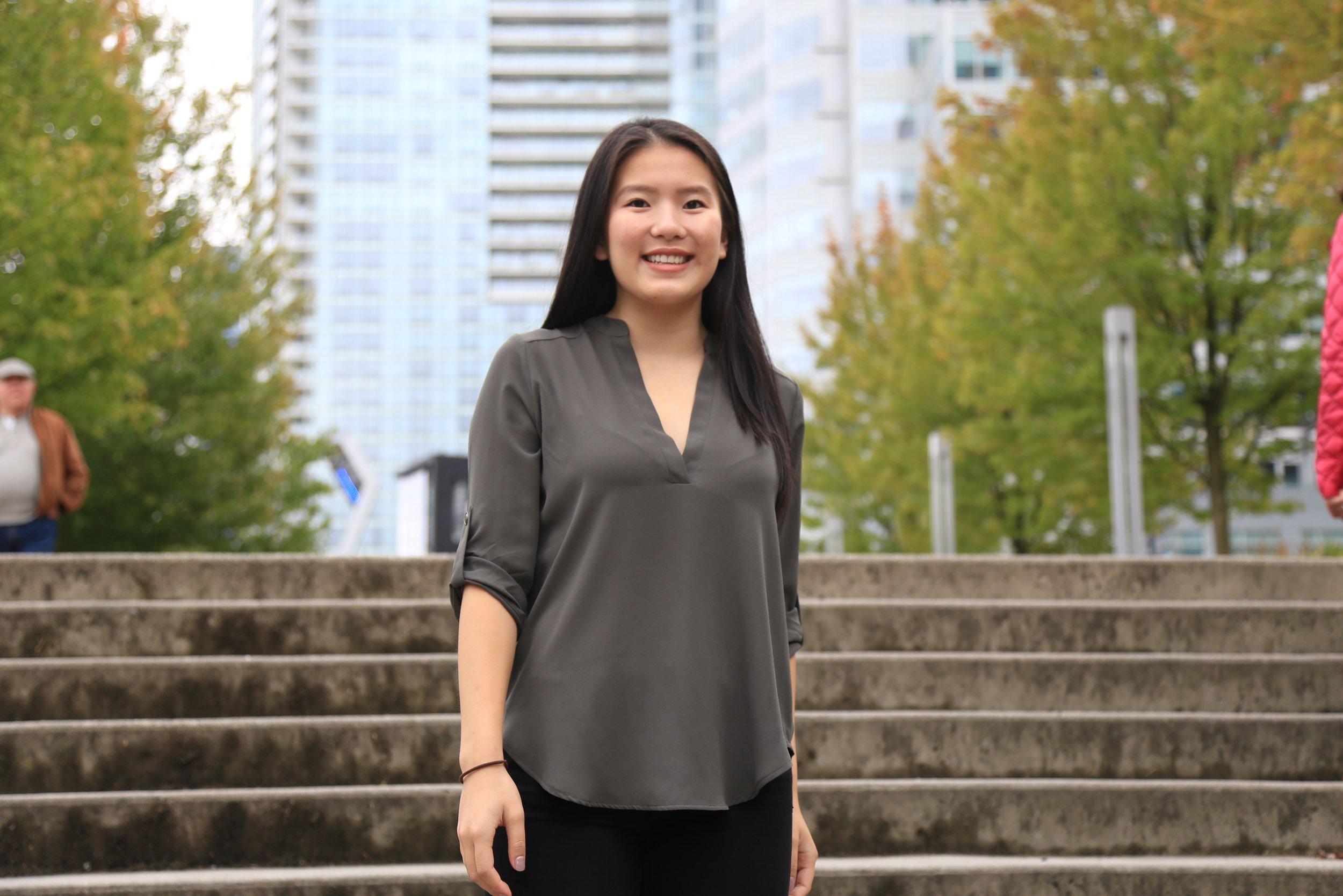 Board Member - Marissa Mah