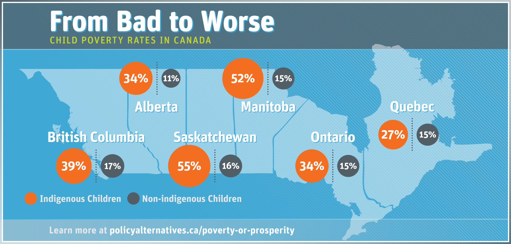 Ontario's Child Poverty Problem ... - ... is our problem. Click here to read an article written by the Toronto Star about Ontario's growing child poverty rate.