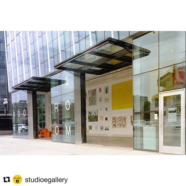 #Repost @studioegallery with @get_repost ・・・ 1 ROOM 255 S. King Street (Entrance on north side of CenturyLink Field) August 2-5, 2018 HOURS: 