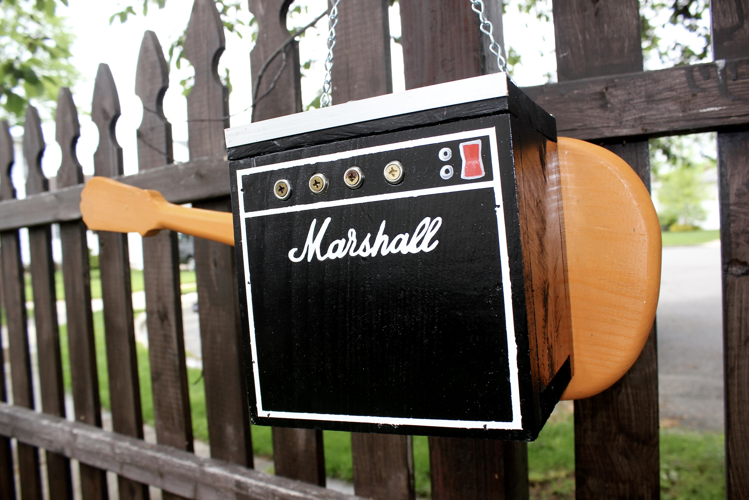 Guitar and Amp House