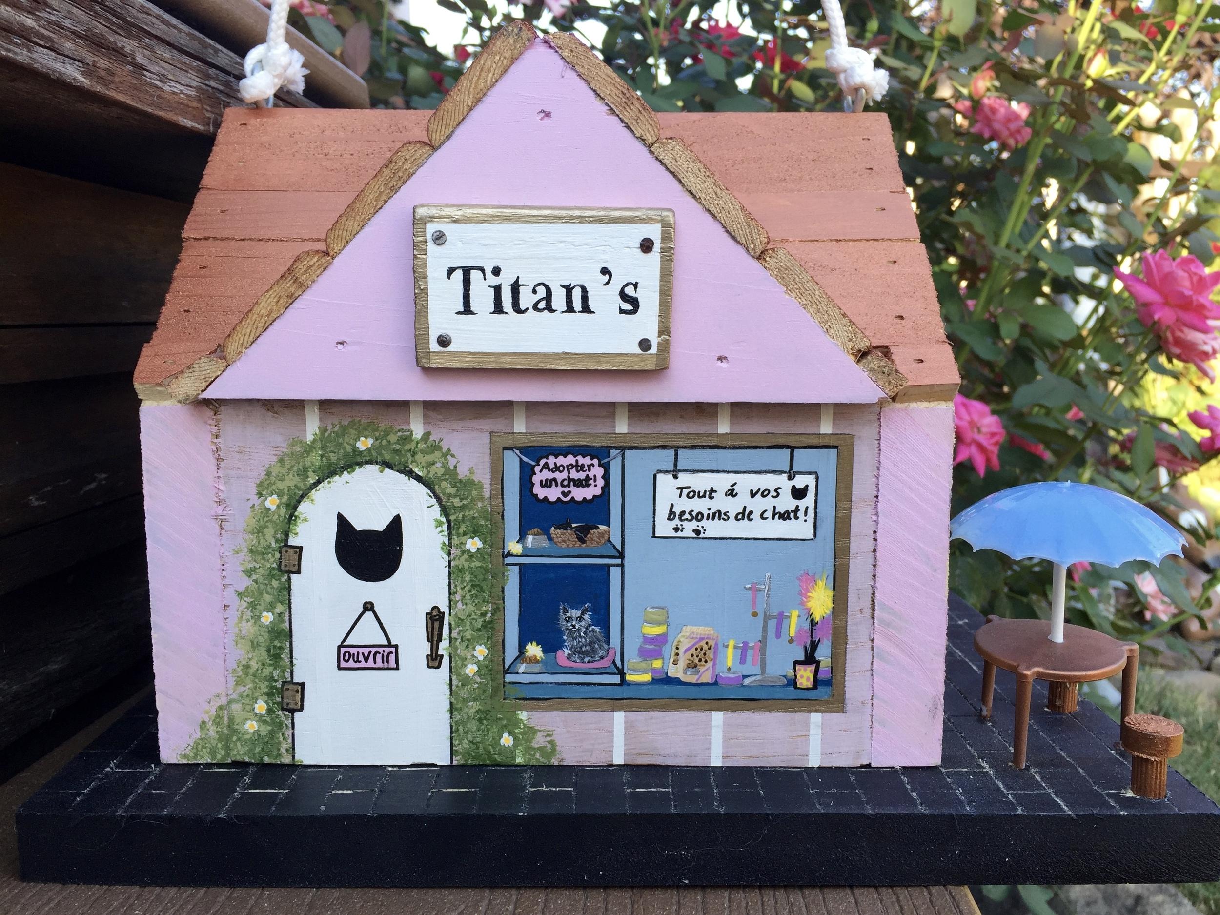Nikole, Bryan & Titan's House