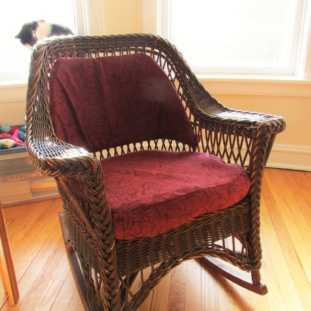 A Chair in the Sun // A Gavitt