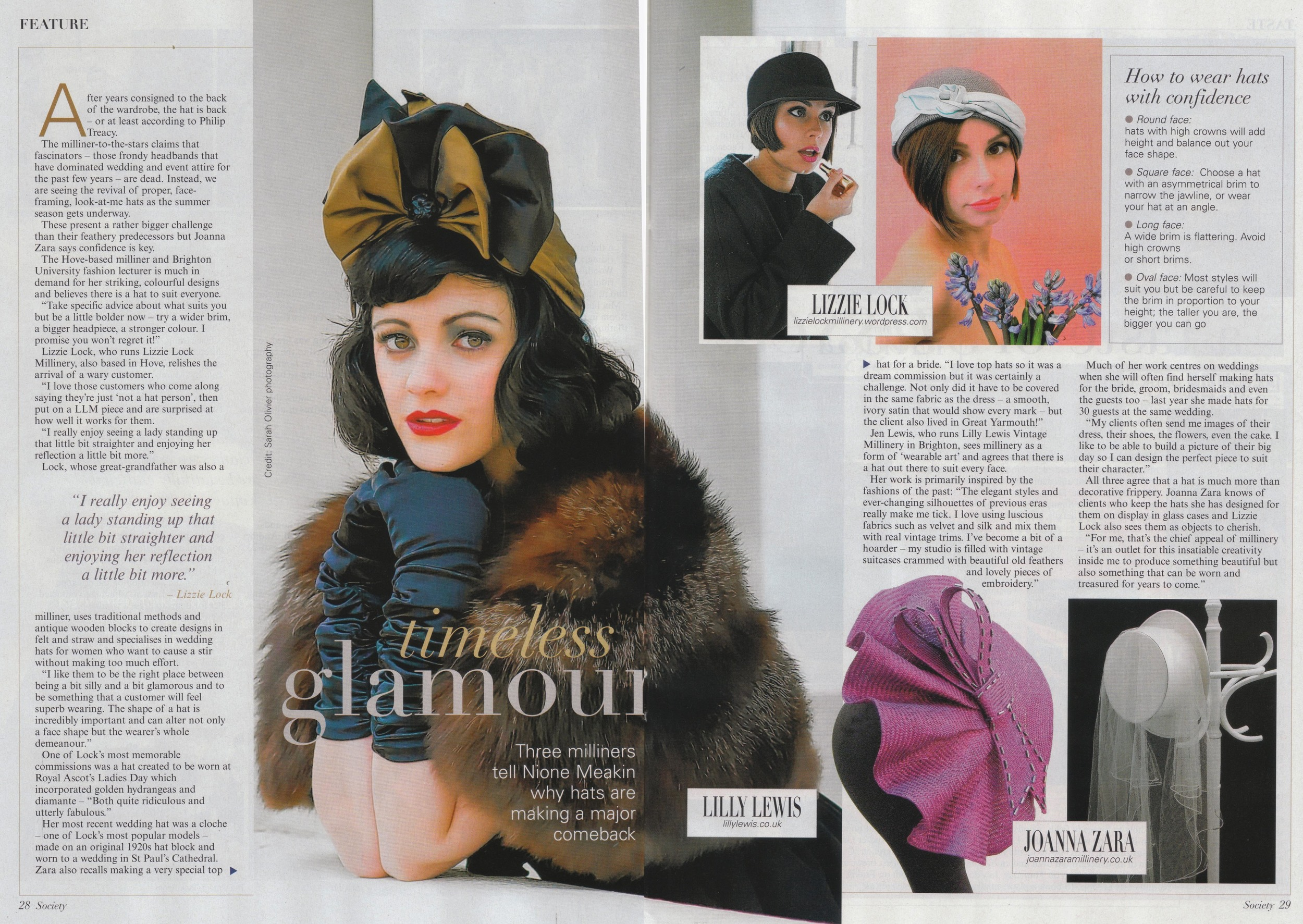 """Sussex Society  """"Timeless Glamour"""" - July 2013"""