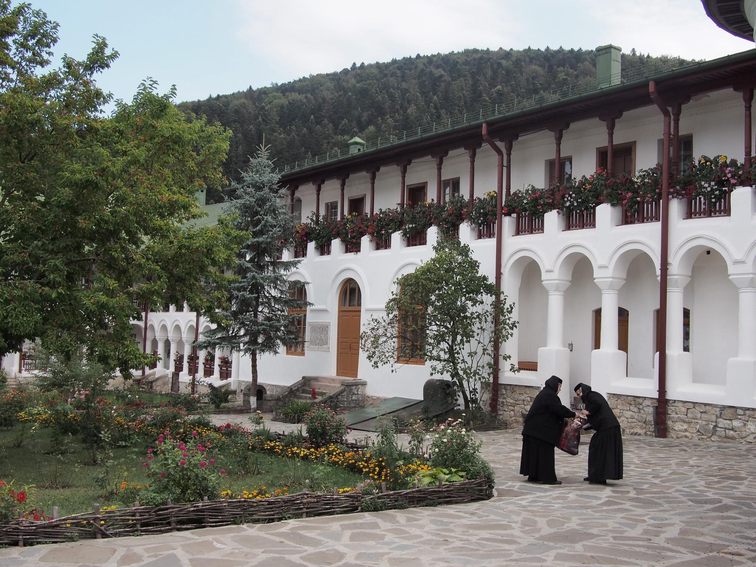 Agapia Convent
