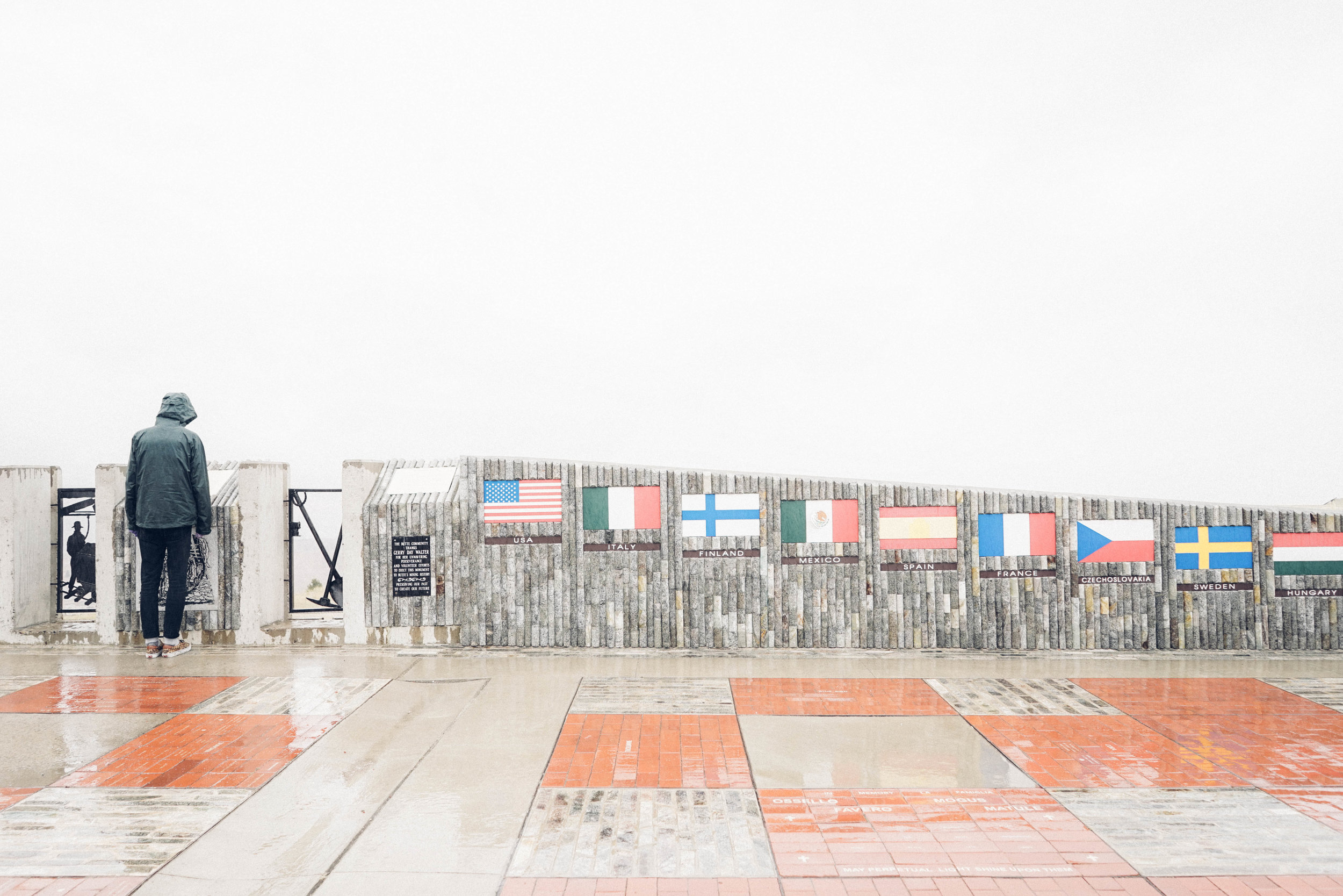 Copper Mine Memorial