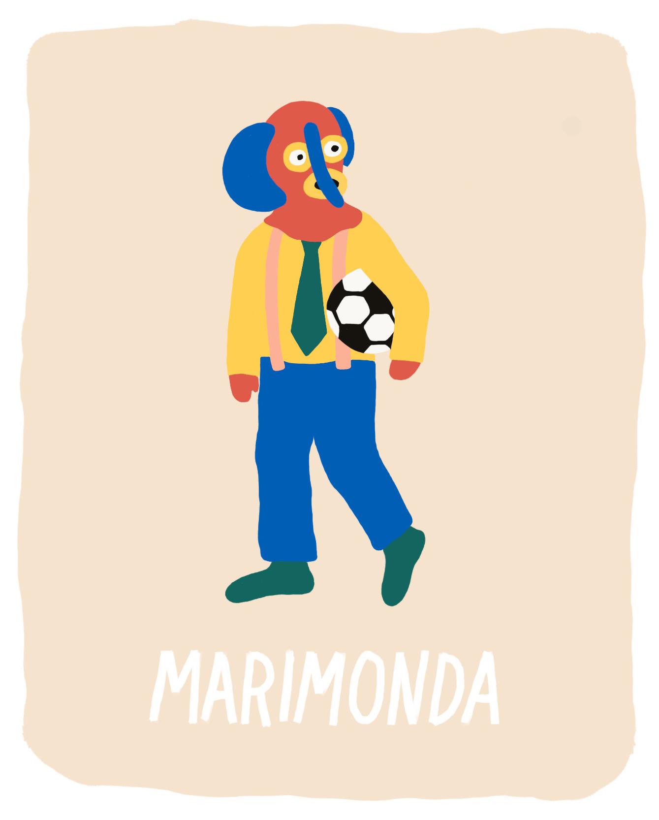 marimonda
