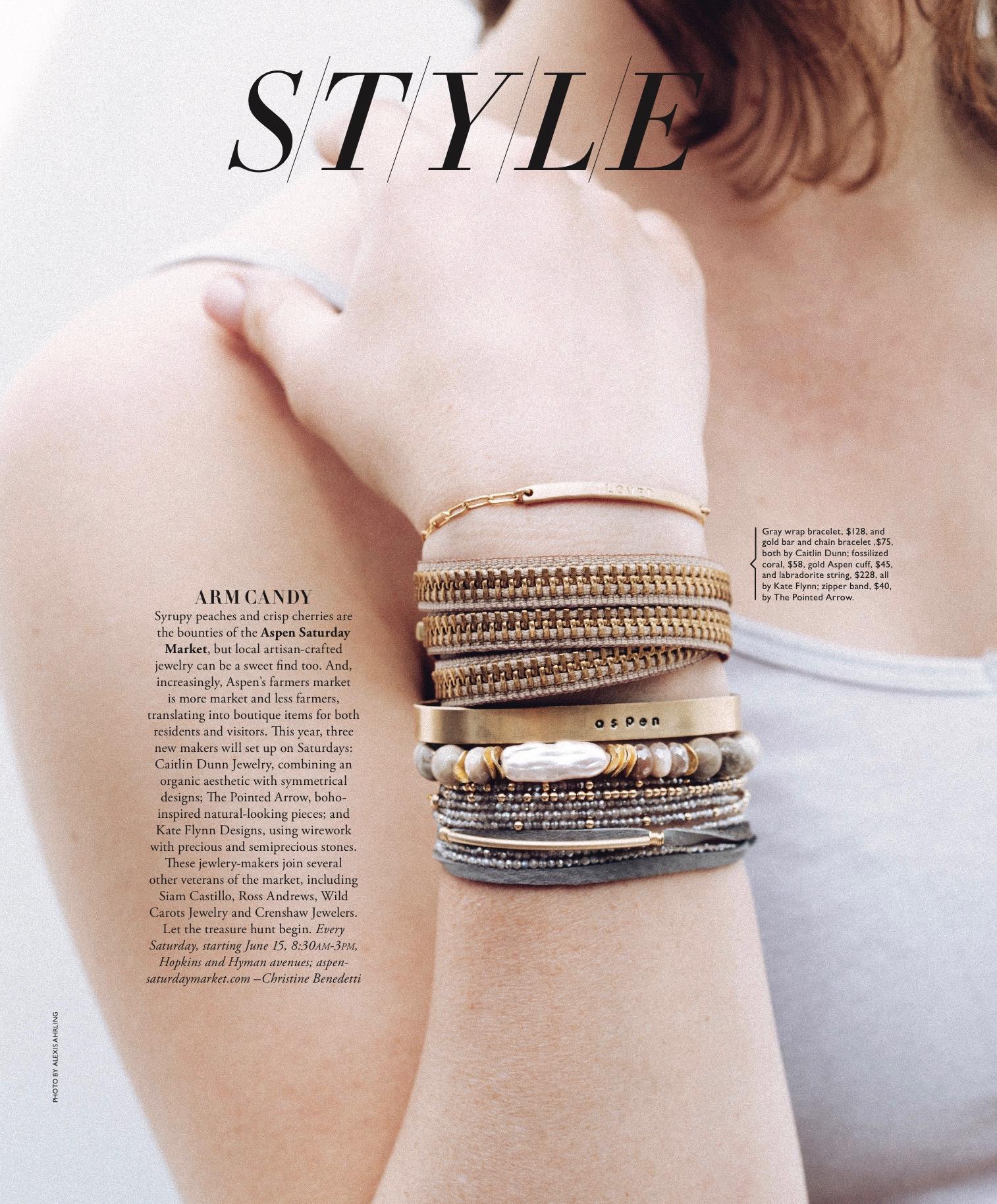 - Aspen Magazine, Summer 2019
