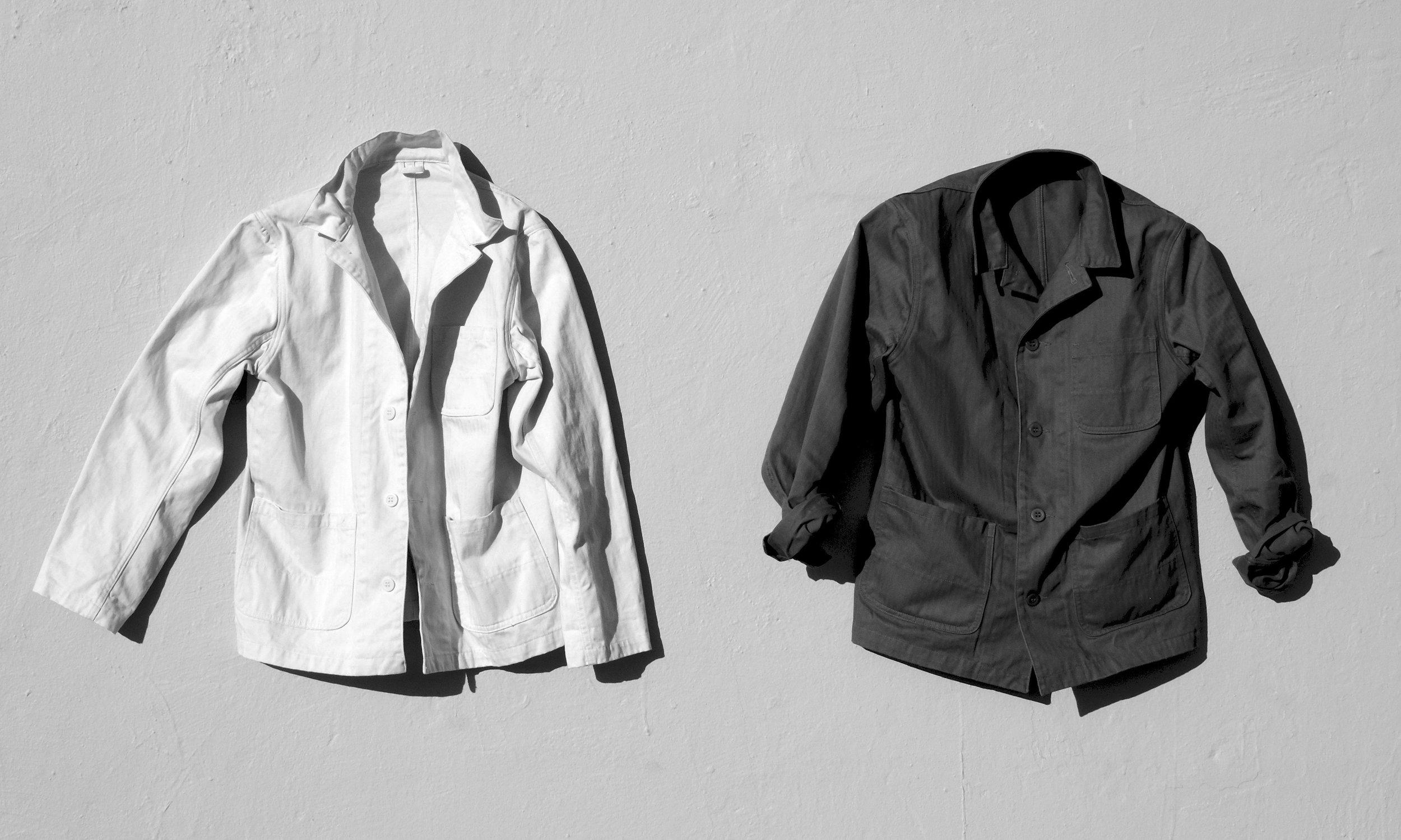 L. Bourgeois Jacket
