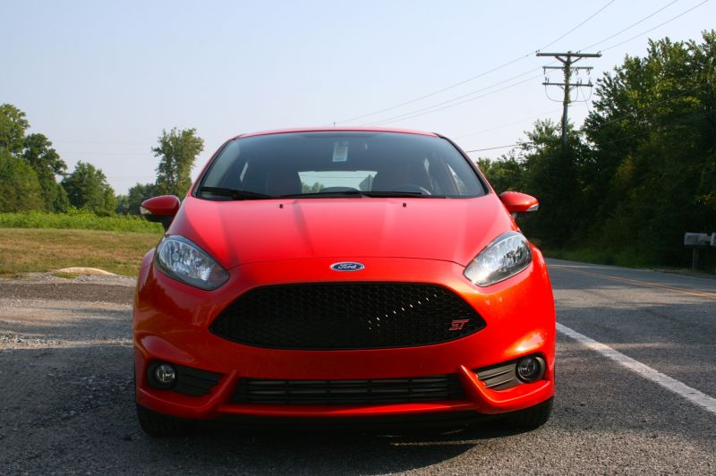 2. Ford Fiesta ST - From $252/month