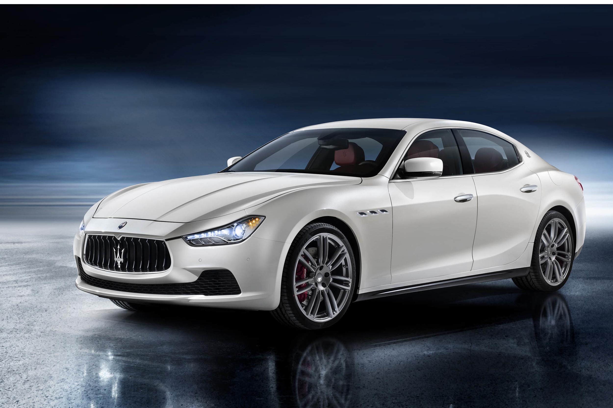 Maserati Ghibli. Source: maserati.com