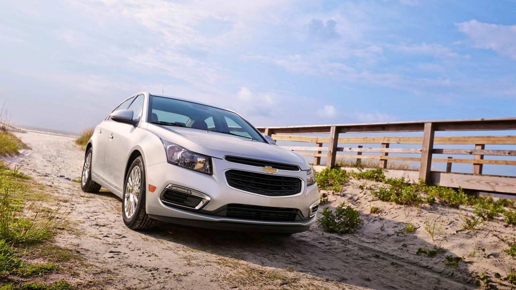 2016 Chevrolet Cruze Limited. Source: chevrolet.com