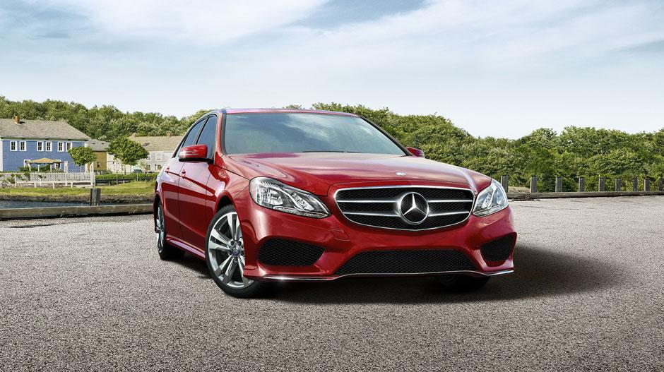 Source: mbusa.com (2016 Mercedes-Benz E-Class Sedan)