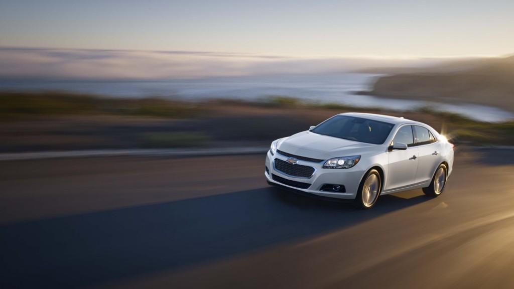 2016 Chevrolet Malibu Limited. Source: chevrolet.com