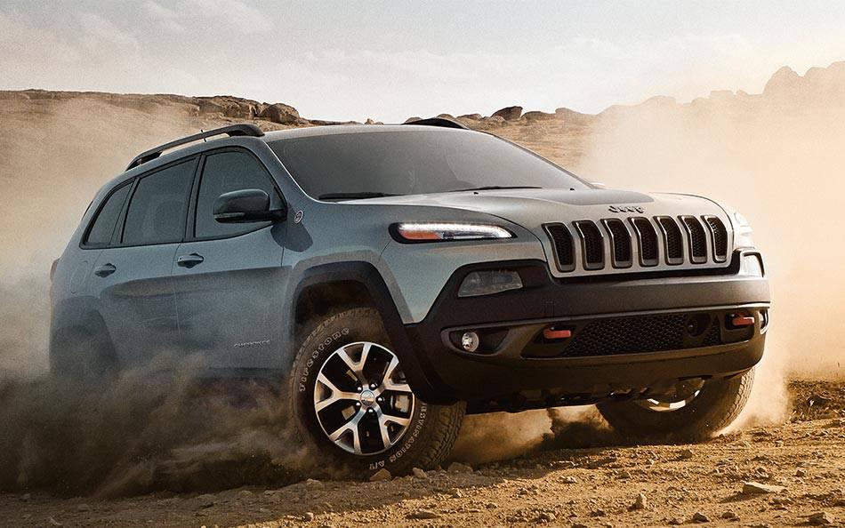 2016 Jeep Cherokee Trailhawk (source: www.jeep.com)