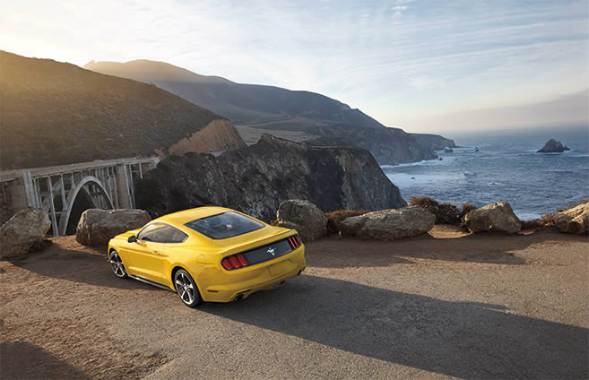 2016 Ford Mustang Liftback (source: www.ford.com)