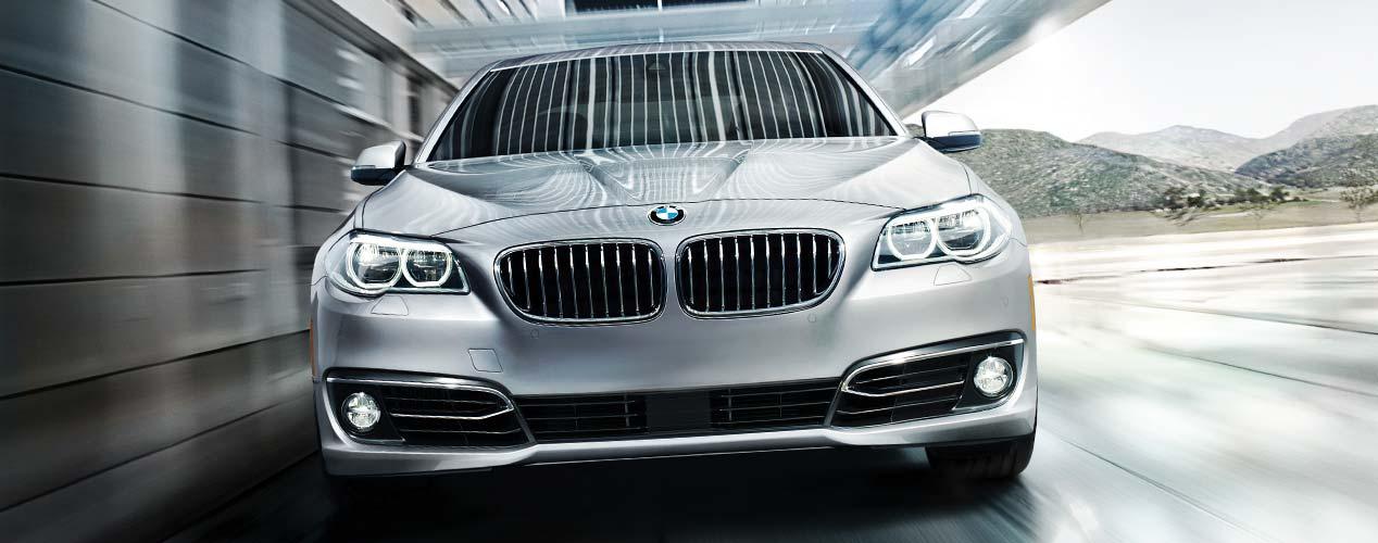 2016 BMW 5-series (Source: bmwusa.com)