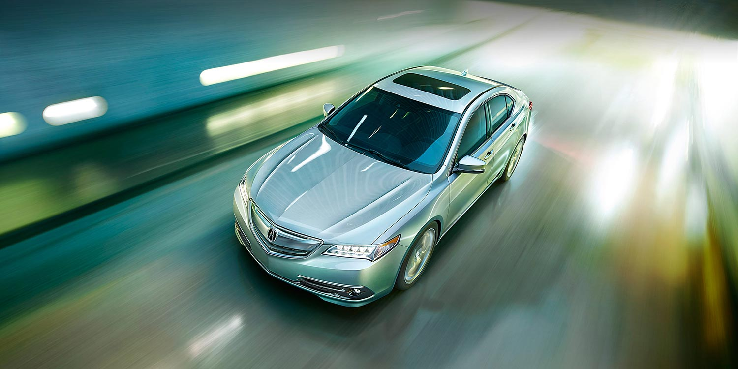 2016 Acura TLX (source: acura.com)