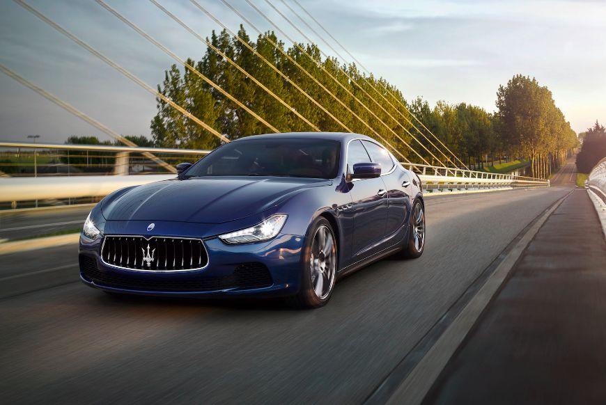 2017 Maserati Ghibli (source: maseratiusa.com)