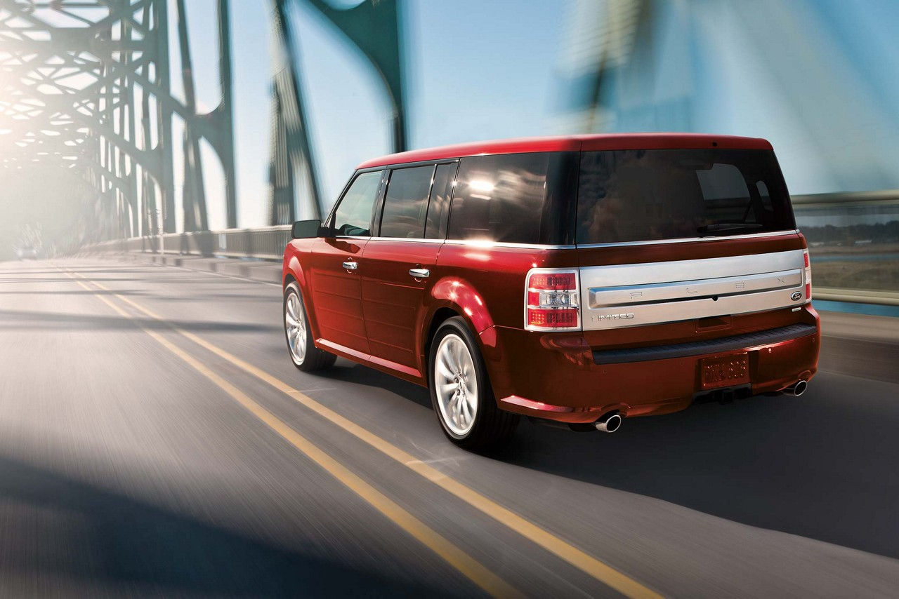 2018 Ford Flex Limited (source: media.ford.com)