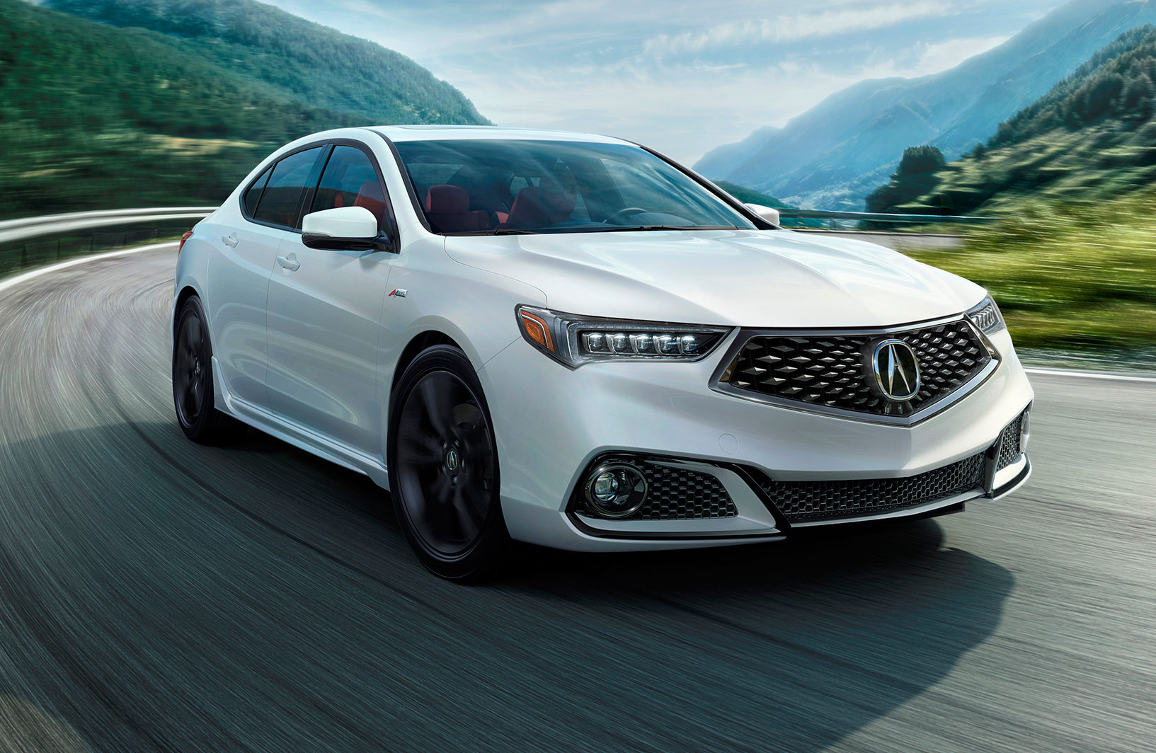 2018 Acura TLX A-Spec (source: www.acura.com)