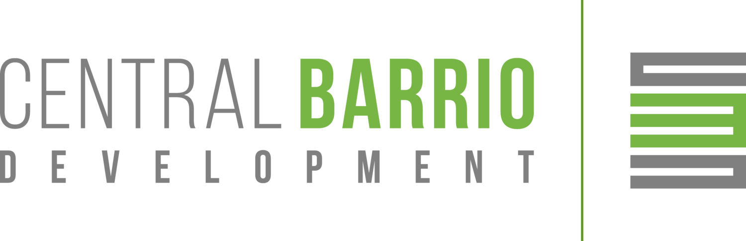 www.centralbarrio.com - Central Barrio Development strives to enhance their built environment, enrich their community and satisfy their partners' investment objectives through a value-add real estate development and investment philosophy that centers on quality design and sustainable practices.