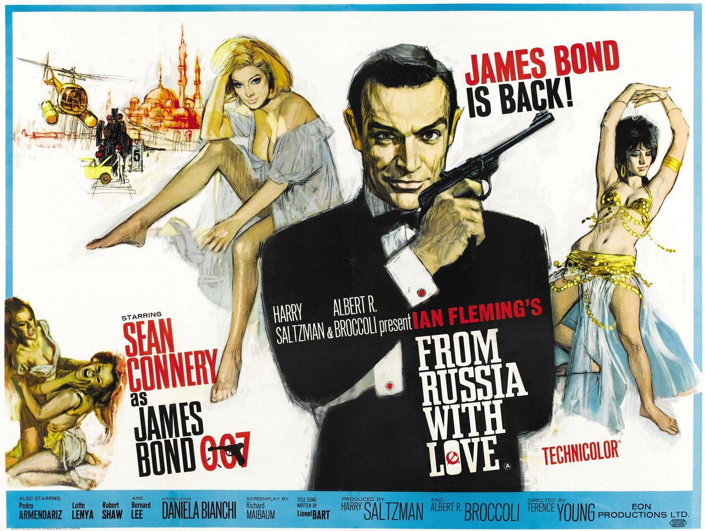 Bond #2 is #3