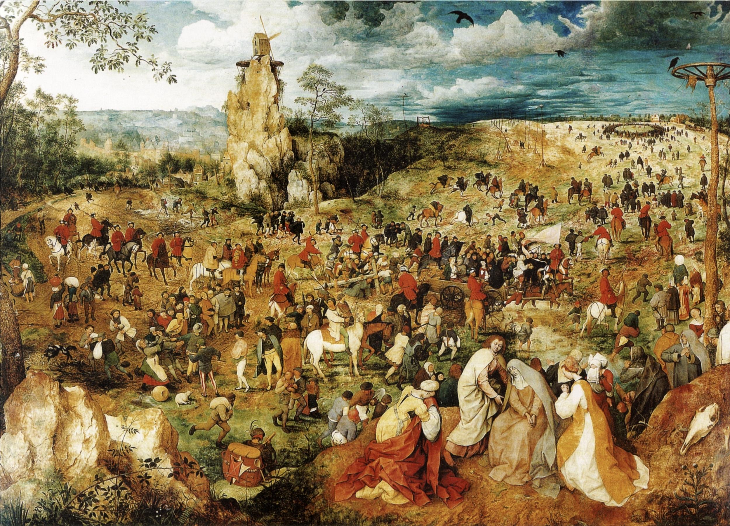 Yay! Bruegel the Elder!