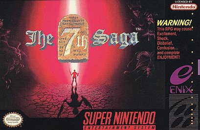 No trailers for this little SNES gem, so here's the box art