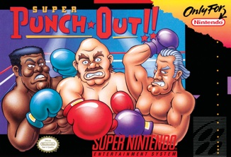My favourite  Punch Out. It made my Top 100 Games, and I adore this game so much, that the idea of playing it with teh SNES controller again makes me super happy.