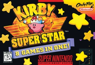 ...Thought I am a Kirby fan, and getting these 8 together on SNES--I rented this collection several times, and so want it back.